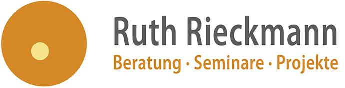 dieses Bild zeigt das Logo von Ruth Rieckmann